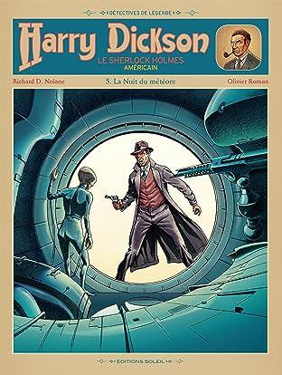 Harry Dickson Vol. 5: La Nuit du Météore