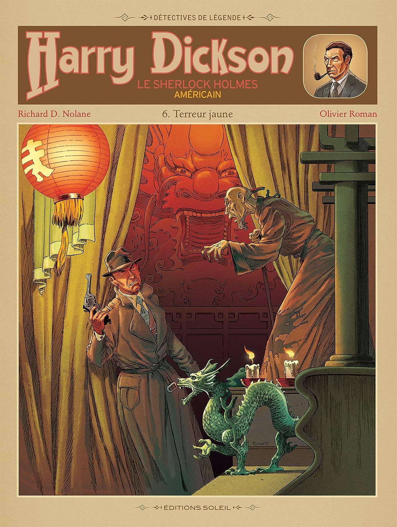 Harry Dickson Vol. 6: Terreur Jaune