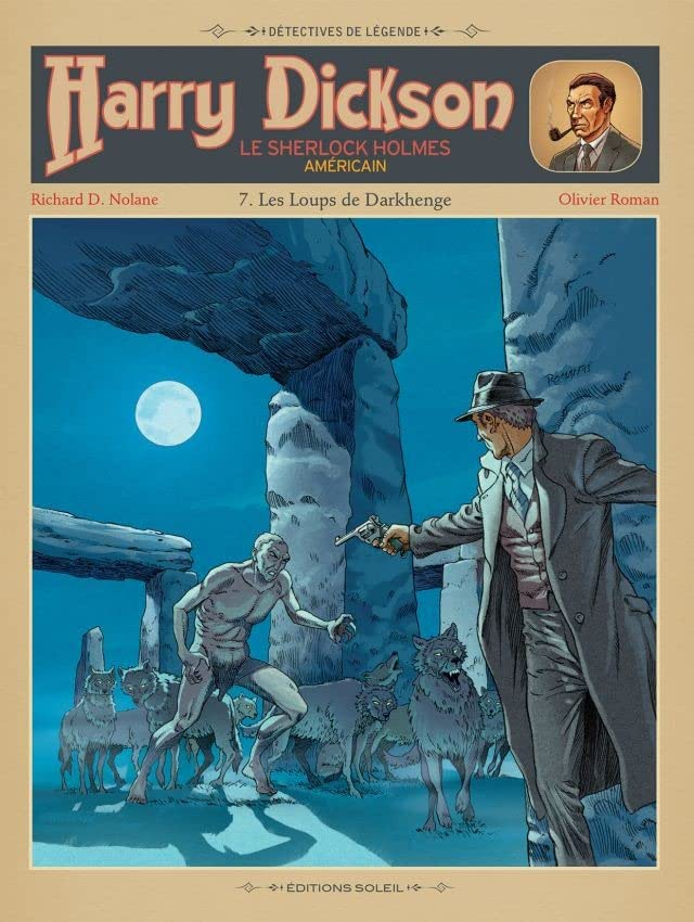 Harry Dickson Vol. 7: Les Loups de Darkhenge