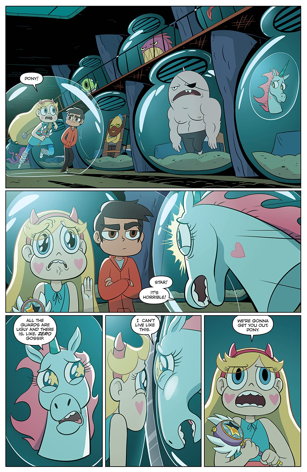 Disney Star Vs the Forces of Evil #4