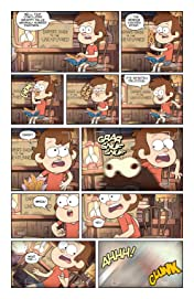 Disney Gravity Falls Shorts #1