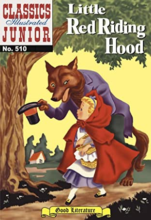 Classics Illustrated Junior #510: Little Red Riding Hood