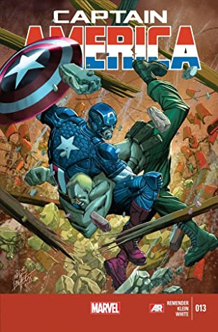 Captain America (2012-2014) No.13
