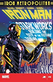 Iron Man (2012-2014) #18
