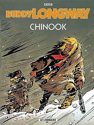 Buddy Longway Tome 1: Chinook