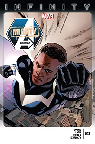 Mighty Avengers (2013-) #3