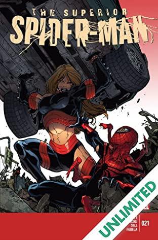 Superior Spider-Man #21