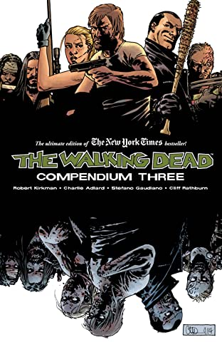 The Walking Dead Compendium Tome 3