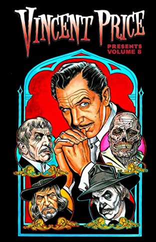 Vincent Price Presents Digital Comics Comics By Comixology