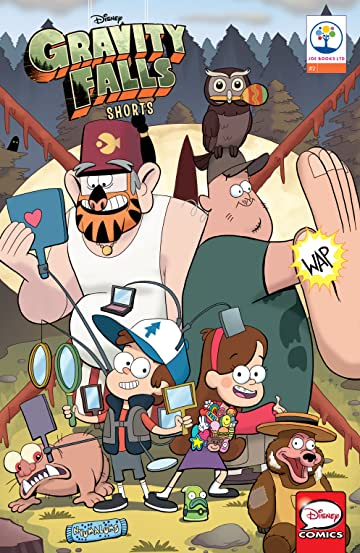 Disney Gravity Falls Shorts #2