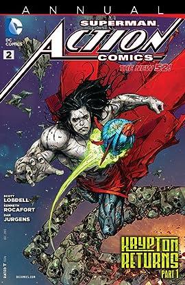 Action Comics (2011-2016): Annual #2