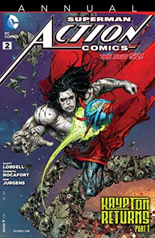 Action Comics (2011-): Annual #2