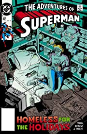 Adventures of Superman (1986-2006) #462