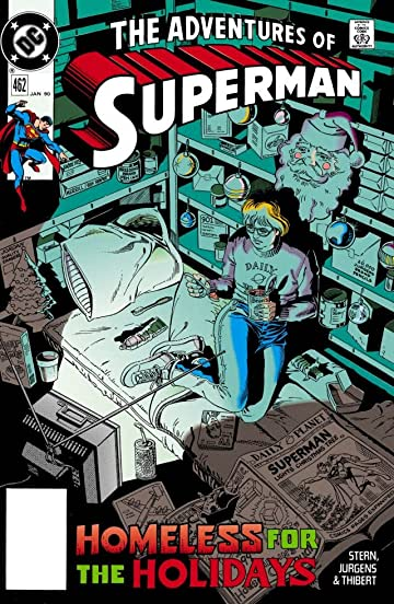 Adventures of Superman (1986-2006) #462