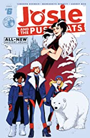 Josie & The Pussycats (2016-) #6