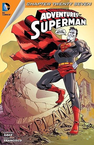 Adventures of Superman (2013-2014) #27