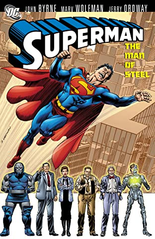Superman: Man Of Steel Vol. 2