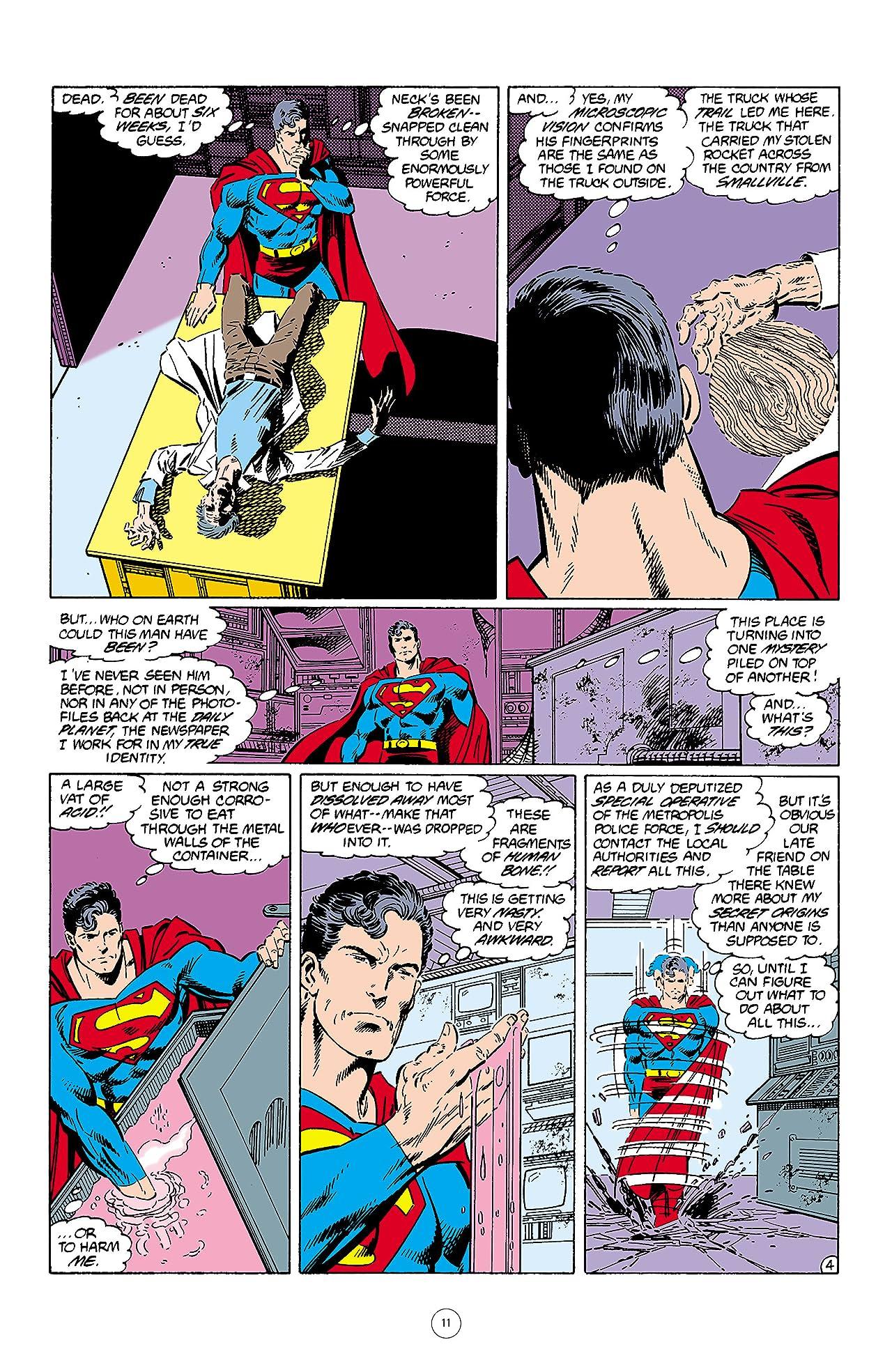 Superman: Man Of Steel Vol. 2