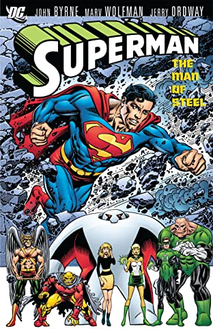 Superman: Man Of Steel Vol. 3