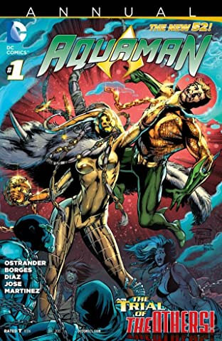 Aquaman (2011-2016): Annual No.1
