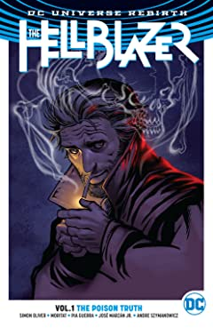 The Hellblazer (2016-) Vol. 1: Poison Truth