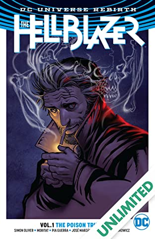 The Hellblazer (2016-2018) Vol. 1: Poison Truth