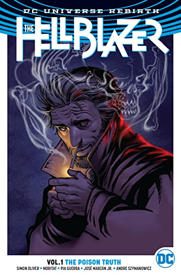 The Hellblazer (2016-2018) Tome 1: Poison Truth
