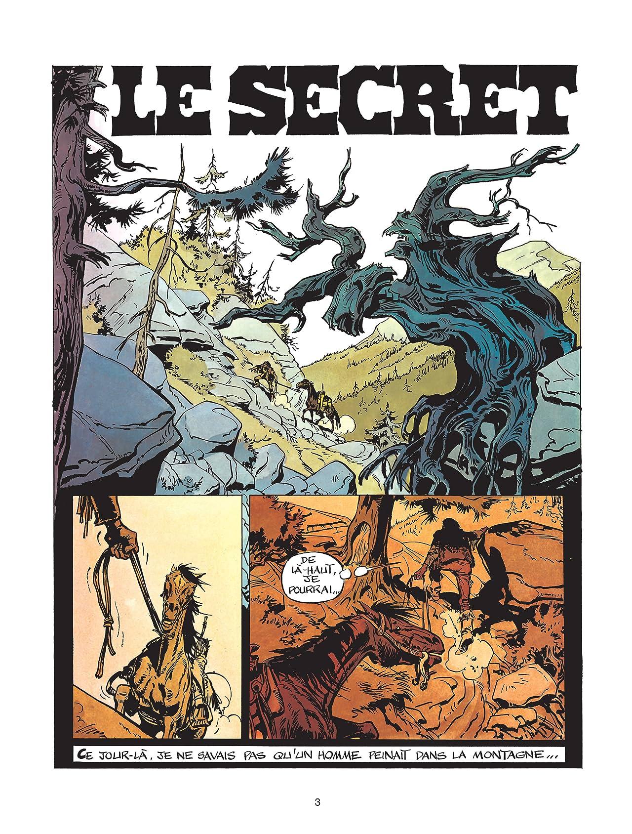 Buddy Longway Vol. 5: Le Secret