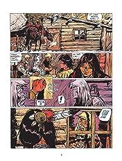 Buddy Longway Vol. 7: L'Hiver des chevaux