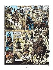 Buddy Longway Vol. 12: Capitaine Ryan