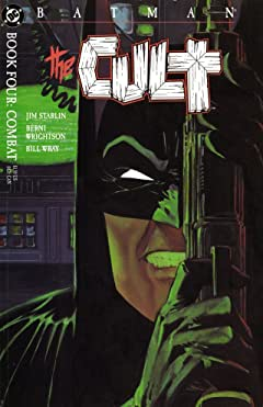 Batman: The Cult #4 (of 4)