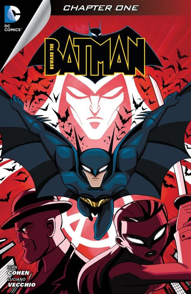 Beware the Batman (2013-2014) #1