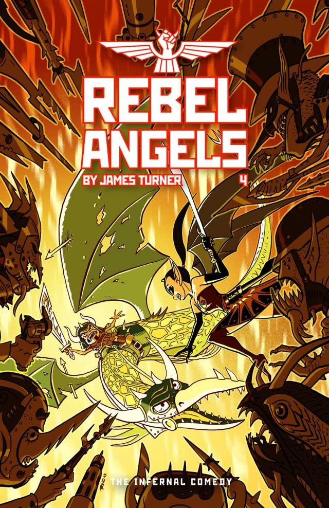 Rebel Angels #4