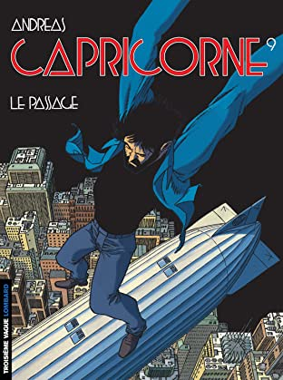 Capricorne Vol. 9: Le passage