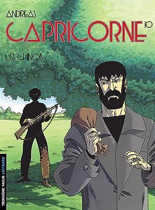 Capricorne Vol. 10: Les chinois