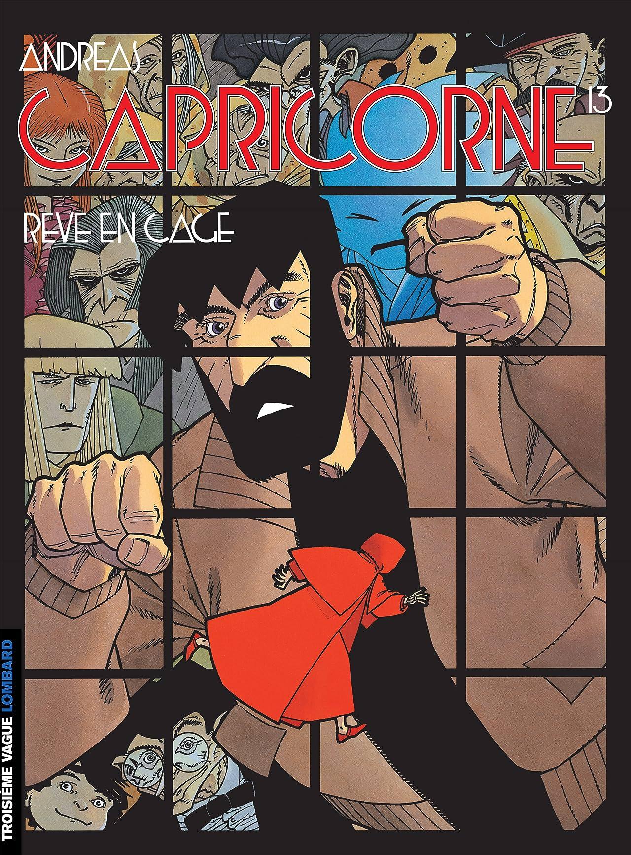 Capricorne Vol. 13: Rêve en cage