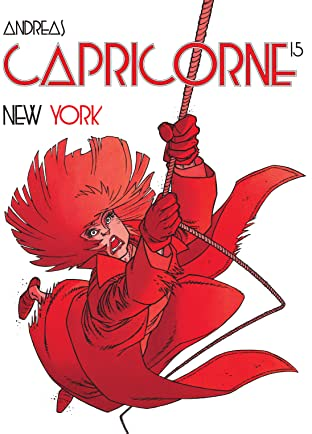 Capricorne Vol. 15: New York
