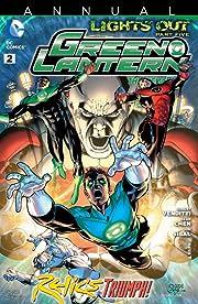 Green Lantern (2011-2016): Annual #2