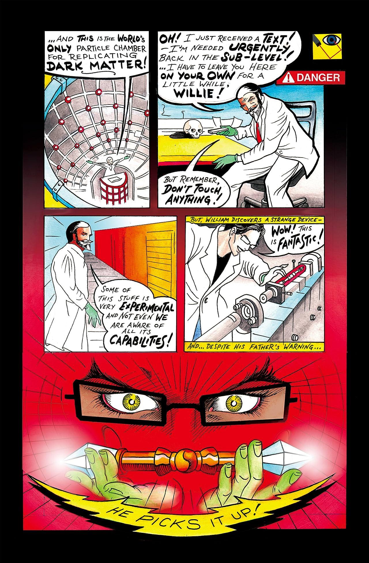 Laserman #1