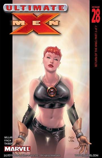 Ultimate X-Men #28