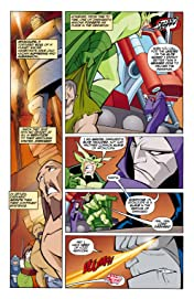 Justice League Unlimited #32