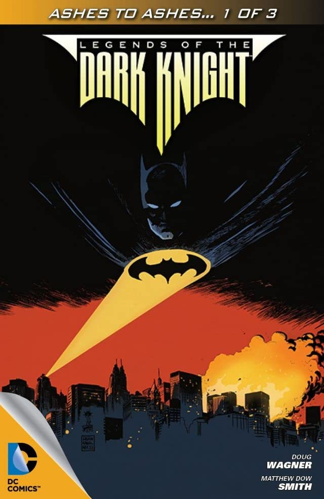 Legends of the Dark Knight (2012-) #74