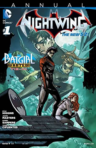 Nightwing (2011-2014): Annual #1
