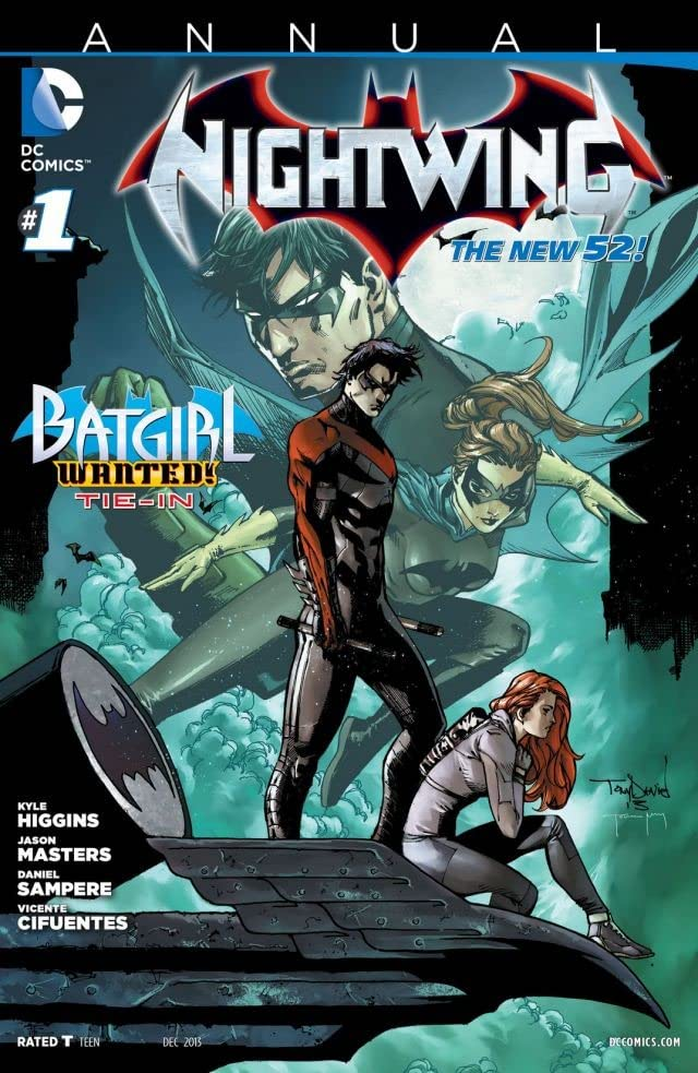Nightwing (2011-2014) #1: Annual
