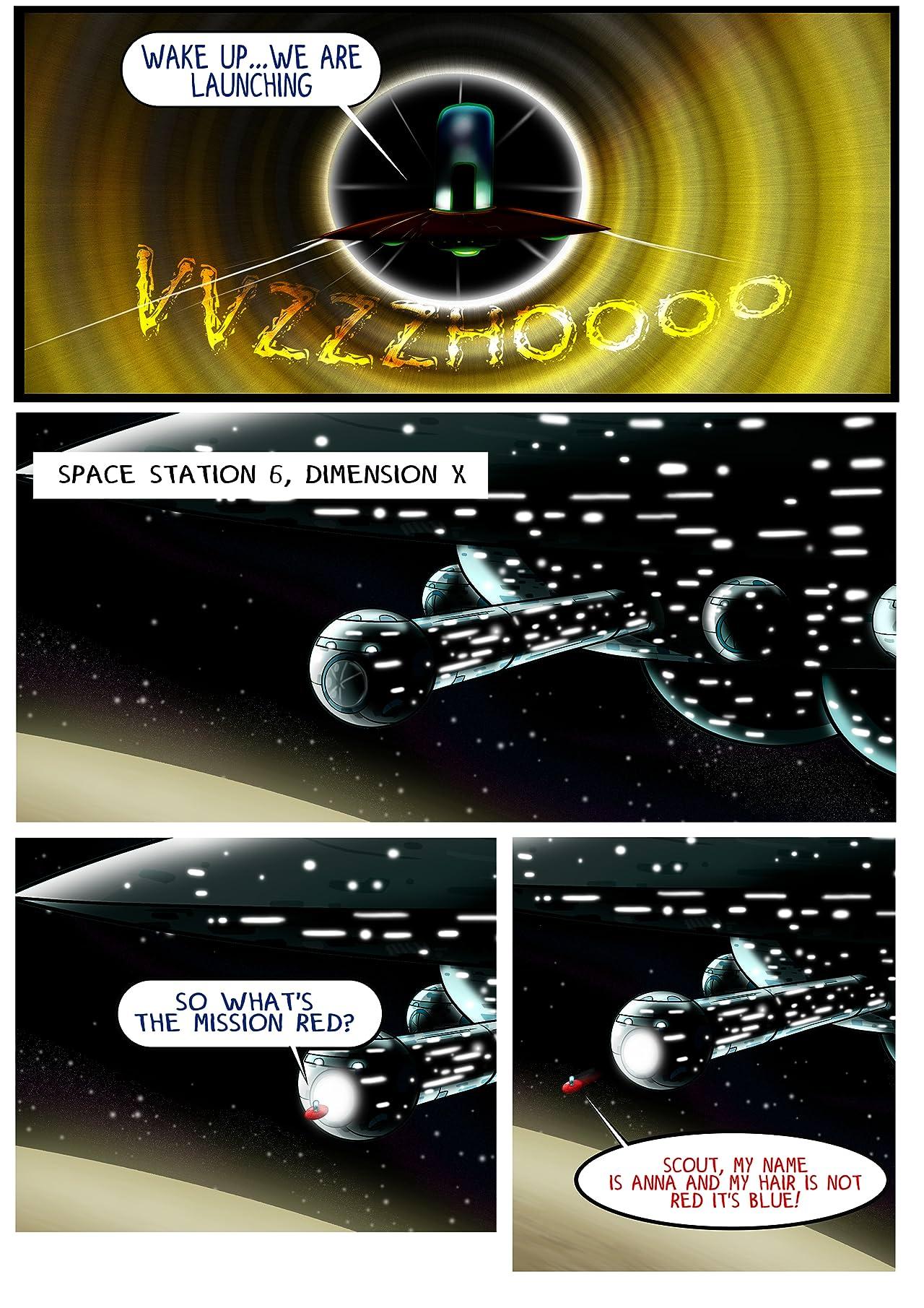 Robonauts #1