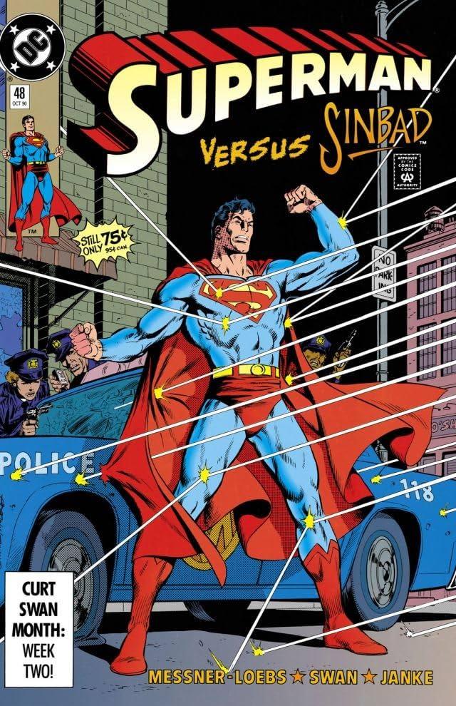 Superman (1987-2006) #48