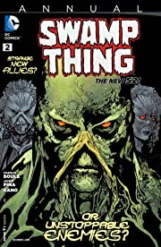 Swamp Thing (2011-2015): Annual #2