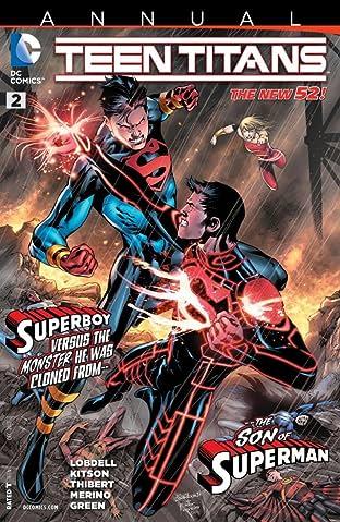 Teen Titans (2011-2014): Annual #2