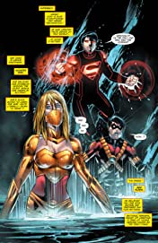 Teen Titans (2011-2014): Annual #2