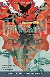 Batwoman (2011-2015) Vol. 1: Hydrology